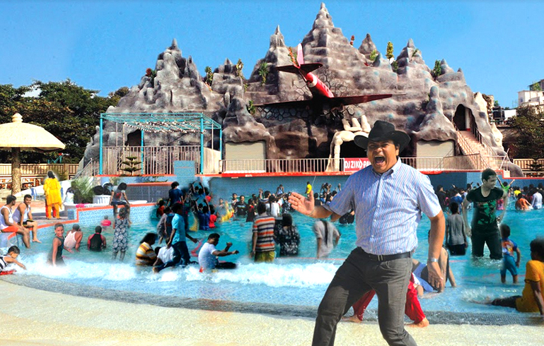 Water Park   Dream Holiday Park